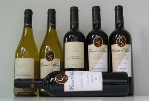 CasaSilva wijnen